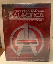 Battlestar Galactica: The Definitive Collection (Blu-ray )