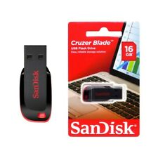 Pen Drive SanDisk 16GB USB Thumb Pen Memory Flash USB Drive Memory Stick Disk