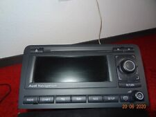 autoradio cd mp3 gps monochrome audi