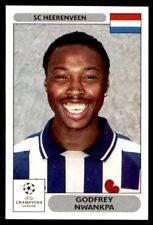 Panini Champions League 2000/2001 - Godfrey Nwankpa SC Heerenveen No. 141