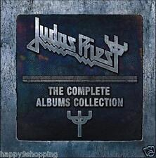 9573K-A NEW SEALED JUDAS PRIEST THE COMPLETE ALBUMS 19 CD BOX SET  FREE SHIPPING