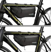 ROSWHEEL ATTACK Serie Rahmentasche 121371 Wasserdichte Down-Tube Tasche