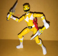 POWER RANGERS figure YELLOW RANGER toy FEMALE sentai bandai THUY TRANG
