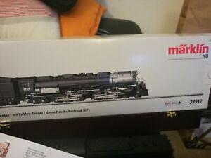 Märklin 39912 Locomotive Classe 3900 Challenger Mfx Plus Deocder Son #