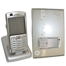 New Sony Ericsson P990i 60MB Silver Collectors Item Factory Unlocked 3G GSM