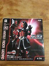 Banpresto Craneking R/D Real Deform Kamen Masked Rider New Wizard Action Figure