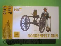 1:72 HäT 8180 Kolonialkrieg Gardner Gun Maschinenkanone + Marine Soldaten + Crew