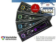 ALPINE CDE-193BT CD TUNEIT BLUETOOTH IPHONE IPOD USB NUOVO GARANZIA 3 ANNI