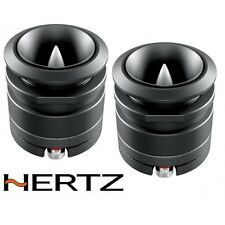 HERTZ ST 35 TWEETER 35 mm Set BULLET COMPRESSIONE TWEETER NEODIMIO 35mm 1 COPPIA