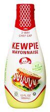 KEWPIE Japanese Mayonnaise 12 Fl.Oz. (355 g) Fast Shipping
