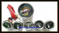 IH Farmall Tractor Tachometer+Temp+Oil(0-45) Pressure+Ampere+ Fuel +Volt