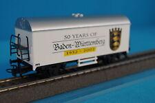 "Marklin 4415 DB Reefer Car ""50 years of Baden-Württemberg 1952-2002"""