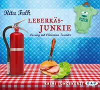 RITA FALK - LEBERKÄSJUNKIE 6 CD NEW