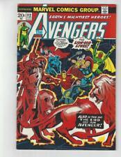The Avengers #112/Bronze Age Marvel Comic Book/1st Mantis/VF