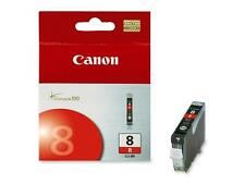 Geniune Canon CLI-8 Red Ink Cartridge- Canon USA Authorized Dealer!