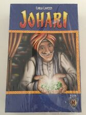 """New """"Johari"""" Board Game by Lookout Games - 2014 Edition - See Description"""