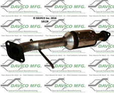 Catalytic Converter-Exact-Fit Rear Davico Exc CA fits 02-05 Kia Sedona 3.5L-V6