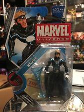 Marvel Universe HAVOK (Modern) Series 2 Wave 8 #018 H.A.M.M.E.R. Files NIP NEW