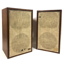 Vintage Acoustic Research AR-2ax 3-Way Acoustic Suspension Speaker System PAIR