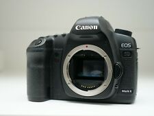 Canon EOS 5D Mark II 21.1MP Digital SLR Camera Body Only - Black
