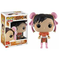 Pop Street Fighter TV, Movie & Video Game Action Figures