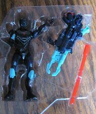 Avengers movie figure Reactron Armor Iron Man Mark VI LOOSE MINT COMPLETE