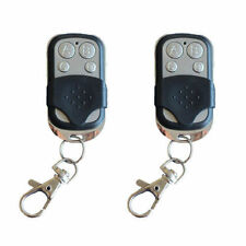 2X telecommande universelle COPIEUSE CODE 433 MHZ Porte Garage Portail Alarme