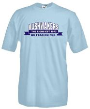 T-SHIRT TEAM T07_B BUSHWACKERS Millwall Ultras