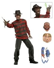 "Nightmare on Elm Street - 7"" Scale Ultimate Freddy Krueger Action Figure - NECA"
