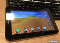 Samsung Galaxy Tab P1000 Tablet 7 Zoll, Touchscreen, 16 GB, 3G UMTS+WLAN, LESEN