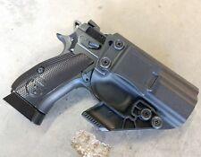 Legacy Firearms Co CZ 75 P01 Omega Appendix Holster Black