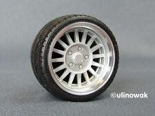 """99095-16 Alufelgen 1:18 Audi Ronal-Design 16"""" 6/6  pn"""