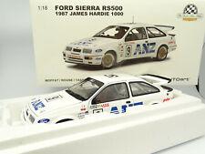 Auto Art Biante 1/18 - Ford Sierra RS 500  James Hardie 1000 1987