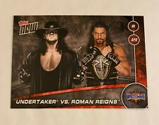 "Topps Slam Attax Univers /""undertaker/"" #225 trading card"