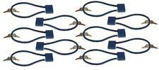 Set of 10 Gun Locks Trigger Cable Pistol Shotgun Rifle Child Safety Steel Cable