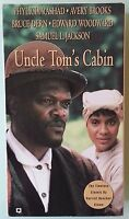 phylicia rashad UNCLE TOMS CABIN avery brooks   VHS VIDEOTAPE