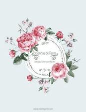Desenhos de Flores: Livro para Colorir de Desenhos de Flores para Adultos 1,...