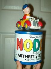 More details for rare vintage enid blyton's noddy arthritis research charity box / moneybox