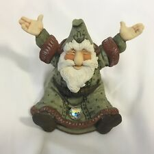 Panton World Of Krystonia Haapf Mirth Bringer Wizard Figurine 1988 England