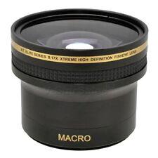 52mm Professional 0.17x Super Fisheye f/Nikon D50 D60 D70 D80 D90 D3X D2X D3 D40