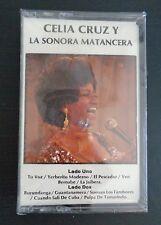 CELIA CRUZ Y La Sonora Matancera NEW Music Cassette PROMO Sealed FREE SHIPPING