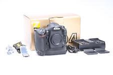 Nikon D4 Body + 390 Tsd. Auslösungen + Gut (218026)