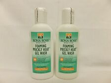 Twin pack Rona Ross Prickly Gel Wash 2 x 160ml.  EXPRESS P&P