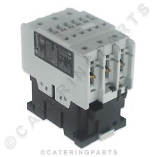 RATIONAL 40.01.558 POWER CONTACTOR RELAY 230V COIL 110A 3xN/O CONTACTS 110 AMP