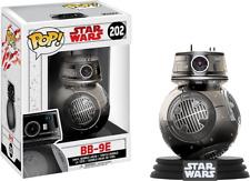 Star Wars - Episode VIII - BB-9E CHROME FUNKO Pop Vinyl - NEW in Mint Box