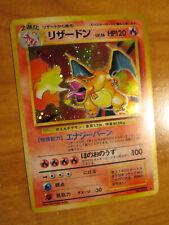 PL JAPANESE Pokemon CHARIZARD Card BASE/1st Expansion Pack Set#006 Holo PLAYD AP