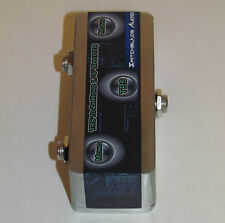 """TRS (Stereo) 1/4"""" to 2 TS (Mono) 1/4"""" Splitter Combiner - Stereo Y-Cable Adapter"""