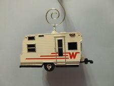 Custom  1965 Winnebago 216 Travel Trailer Cristmas Ornament Vintage