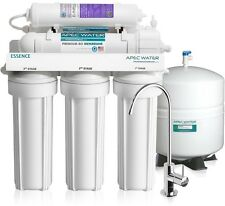 Reverse Osmosis Drinking Water Filter System Removes Harmful Contaminants