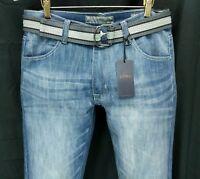 Paper Denim & Cloth mens size 32x30 denim blue jeans slim straight fit NEW A36-B